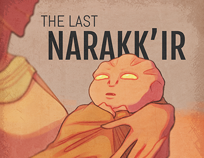 The last Narak'kir cover